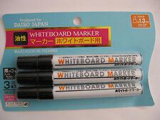 Whiteboard Board Marker 1.3 mm - Black
