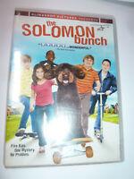 The Solomon Bunch DVD family movie Jason Prisk Slingshot Pictures NEW!