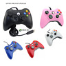UK Brand New Xbox 360 Controller USB Wired Game Pad For Microsoft Xbox 360