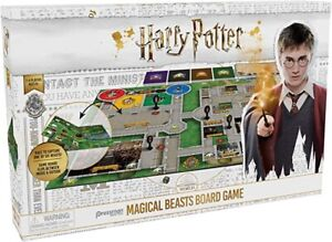 NEW & SEALED Harry Potter Magical Beasts Board Game Ages 8 Years +