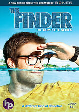 The Finder . The Complete Series . Season 1 . Geoff Stults . 4 DVD . NEU . OVP