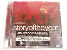 Live In The Lou - Storyoftheyear -Bassassins - CD  ED01