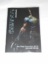 2015 SDCC  EXCLUSIVE SIMONE BIANCHI SKETCHBOOK - xxx/600