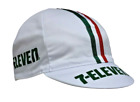 7 Eleven Vintage Professional Team Cycling Cap - Made in Italy by Apis