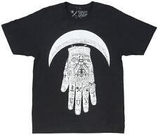 Black Scale Open All Doors Men's Regular Fit T-Shirt Black M-L BLVCK SCVLE Tee