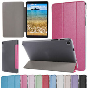 """For Samsung Galaxy Tab A7 Lite 8.7"""" T220 T225 2021 Flip Leather Stand Case Cover"""