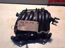 Peugeot 206 Inlet Manifold 9631980380 With Map Sensor 9639381480