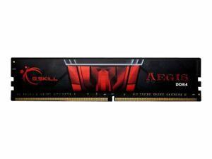 G.Skill AEGIS DDR4 module 16 GB DIMM 288-pin 2400 MHz / F4-2400C15S-16GIS
