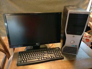 Dell Precision T3500 desktop computer