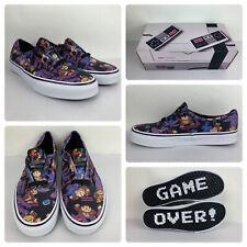 Vans Nintendo Donkey Kong Shoes GAME OVER Mens 7.5 Womens 9 Skateboarding New