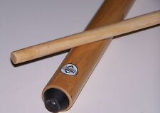 Pool Snooker Billiard Cue Rest Handle 2 Piece 57 inch Rest Spider Bridge Handle