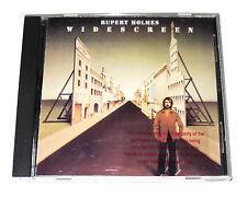 Promo CD: Rupert Holmes - Widescreen (1995, Varese Vintage) Bonus Tracks Rare