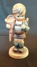 "Goebel Hummel Figurine ""Little Scholar"" #80 Tmk3 6""- Cute Graduation Gift!"