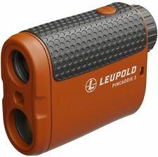 Leupold Pincaddie3 Golf Laser Rangefinder Monocular Orange