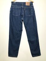 Vintage Levi's Women's 550 Relaxed Fit Tapered Leg Jeans Size 14 Made In USA