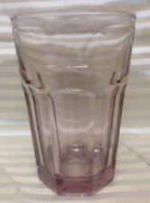 "s Cooler 6 3//8/"" Pink Mint !! Libbey Duratuff Gibralter 16 Oz Tumbler"
