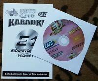 Earnest Karaoke Cdg Wham And Culture Club 1 Disc 12 Top Tracks High Resilience Karaoke Cdgs, Dvds & Media