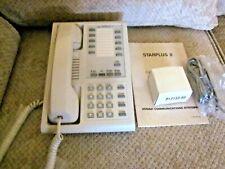 Starplus II Speakerphone Telephone NOS.