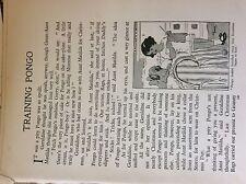 m17b3 ephemera 1920s short story training pongo ethel talbot