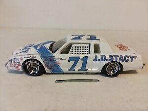 JD STACEY #71 BUICK STOCK CAR BUILT MODEL 1:24 1:25 REVELL MONOGRAM ETC