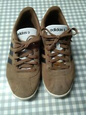 Mens ADIDAS NEO LABEL Casual Suede Trainers , size 8 UK