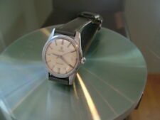 1962 OMEGA SEAMASTER Men's Automatic Watch cal 550 St St Case 17j RUNS Great