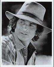Michael Landon Signed 8x10 Photo Auto Little House on the Prairie Bonanza Jsa