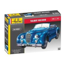 Heller 80711 1:24th scale Talbot Lago Record Soft top