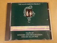 CD / THE ALAN PARSONS PROJECT - TALES OF MYSTERY AND IMAGINATION EDGAR ALLAN POE