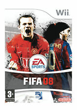FIFA 08 (Wii), New Nintendo Wii, Nintendo Wii Video Games