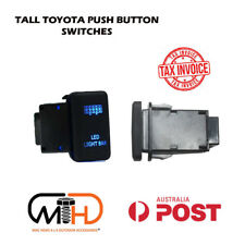 TOYOTA Dash Replacement Push Rocker Switch Hilux Landcruiser LED Light Bar OEM