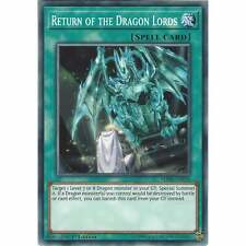 SDRR-EN030 Return of the Dragon Lords | 1st Edition | Common Card | Yu-Gi-Oh TCG