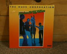 HUES CORPORATION - FREEDOM FOR THE STALLION RCA 1973 **SEALED** VINYL LP RECORD