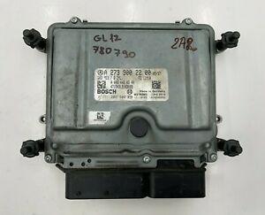2010-2012 MERCEDES GL450 550 ML550 ENGINE CONTROL MODULE ECU ECM A2739002200 OEM