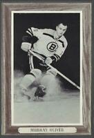 1964-67 Beehive Group III Photos Boston Bruins #20 Murray Oliver