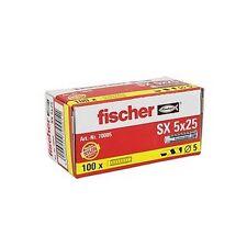 100 Stk. fischer SX 5 Spreizdübel  (70005)