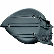 KURYAKYN SKULL AIR CLEANER COVER FOR SS CARBS NEW