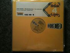 Pet Shop Boys - Break 4 Love 2 x US Vinyl 12'' SEALED
