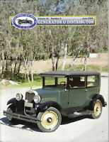 1928 Coach - Generator & Distributor Magazine Volume 44, #6 JUNE 2005 Hot Rods