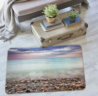 3D Pebbles Ocean ZHUA2559 Game Non Slip Rug Mat Photo Carpet Zoe