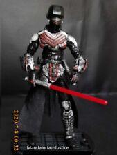 custom star wars sith ambassador inquisitor maveval starkiller armored acolyte
