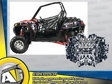 AG // Graphics Kit Polaris Ranger RZR 900 XP UTV 2011-2012