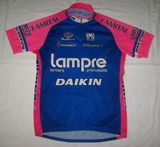 Lampre Daikin SMS Santini rare cycling jersey size XL