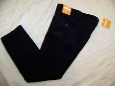Boys Gymboree Black Corduroy Jeans - 7 Straight - New with Tags
