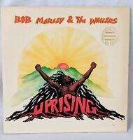 Near Mint record BOB MARLEY & THE WAILERS Uprising ISLAND NM+ promo LP Vinyl