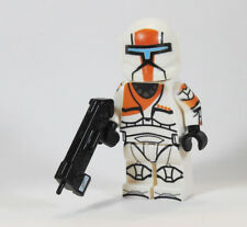 LEGO Custom - Boss Commando - Star Wars Clone Trooper minifigures republic sev