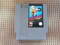 Nintendo Entertainment System NES Spiel Modul Excitebike