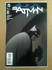 BATMAN (2011) #52 GREG CAPULLO COVER RILEY ROSSMO NM 1ST PRINTING FINAL ISSUE