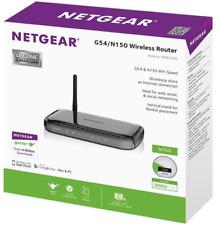 New Netgear G54 N150 Wireless Router Model WNR 1000 (M)