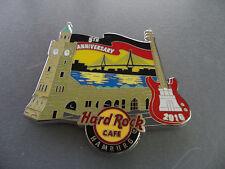 Hard Rock Cafe Hamburg 2016 - 5th Anniversary - Alternative Icon & Logo Magnet